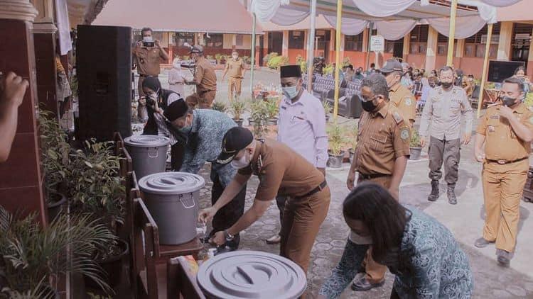 Peringatan Hari Cuci Tangan Pakai Sabun Se-Dunia