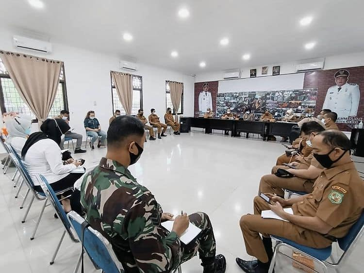 Rapat Koordinasi Bersama Tiga Pilar